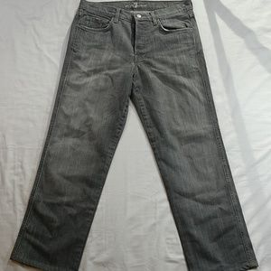 7 for All Mankind 31/28, A pocket style